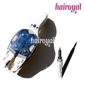 Hairoyal® Bond&Extend - Loses Haar bonden und einsetzen in 1