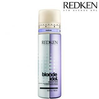 Redken BLONDE IDOL Custome-Tone Conditioner Violet für kühle Blondtöne - 196 ml