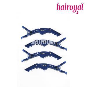 HAIROYAL® Finger-/Sektionsclipse 4 Stück - Vorschau