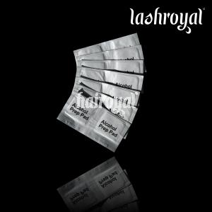 Hairoyal® Alkoholpads zur Desinfektion 100 Stck.