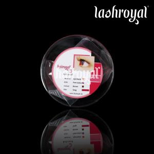 Hairoyal® Synthetik PureLashes J-Curl ( lose Einzelwimpern)