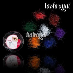 Hairoyal® Synthetik PureLashes #white