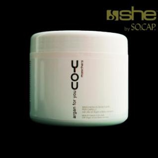 she by SO.CAP. Arganöl-Maschera 250 ml