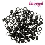 Microrings mit Gewinde - 100 Stück - #black