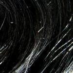 HAIROYAL® Tresse glatt #1b- Schwarz