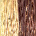 she by SO.CAP. Extensions gewellt 35/40 cm #20/27 bicolour very light ultra blonde/golden copper blonde streak
