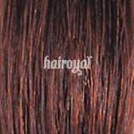 she by SO.CAP. Extensions gewellt 35/40cm #32-mahagony chestn