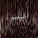 she by SO.CAP. Extensions 35/40 cm gelockt #4- chestnut