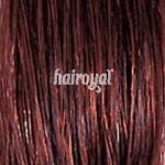 she by SO.CAP. Extensions 35/40 cm gelockt #33- light mahagony chestnut