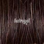 she by SO.CAP. Extensions glatt 35/40cm #4- chestnut