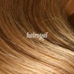 Hairoyal Clip-On-Tressen-Set - glatt #Dunkelgoldblond