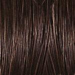 HAIROYAL® Microring-Extensions gewellt: #4- Mittel-Dunkelbraun