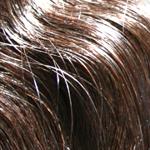 HAIROYAL® Tresse glatt #4- Mittel-Dunkelbraun