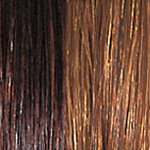 she by SO.CAP. Extensive / Tape Extensions 35/40 cm #6/27- bicolour