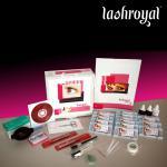 Hairoyal® Starterkit Synthetik PureLashes (lose Wimpern)