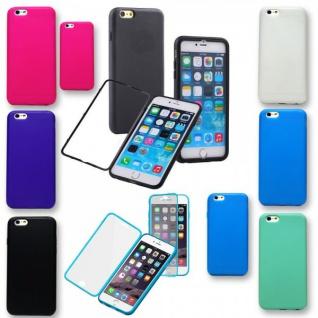 Hybrid Cover für viele Smartphone Modelle Hülle Case Cover Etui Schale Kappe Neu