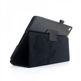 Backcover Tasche aufstellbar für Google Nexus 9 Etui Case Schale Hülle schwarz
