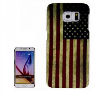 Hardcase Motiv 10 für Samsung Galaxy S6 G920 G920F Hülle Case Cover Tasche Neu