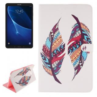 Schutzhülle Motiv 72 Tasche für Samsung Galaxy Tab A 10.1 T580 T585 Hülle Cover