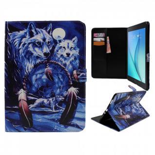 Schutzhülle Motiv 73 Tasche für Samsung Galaxy Tab A 9.7 T550 T555N Hülle Cover