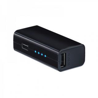Intenso Powerbank 2600 mha Akku Ladegerät Mobiler Akku Zusatzakku USB Ladekabel