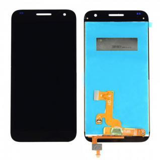 Ersatz Display LCD Komplett Einheit für Huawei Ascend G7 Reparatur Schwarz