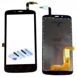 Ersatz Display LCD Komplett Einheit für Huawei Honor Holly Reparatur Schwarz Neu