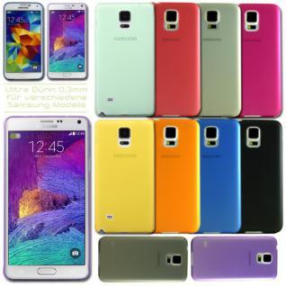Hardcase Glossy Ultradünn Hülle Case Schale Cover Tasche für Samsung Galaxy Neu