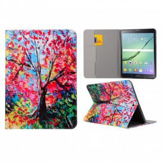 Schutzhülle Motiv 66 Tasche für Samsung Galaxy Tab S2 9.7 SM T810 T815N Hülle
