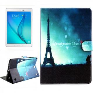 Schutzhülle Motiv 62 Tasche für Samsung Galaxy Tab A 9.7 T550 T555N Hülle Cover