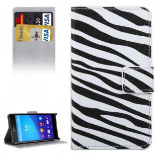Schutzhülle Motiv 7 für Sony Xperia Z5 Compact 4.6 Zoll Bookcover Tasche Hülle