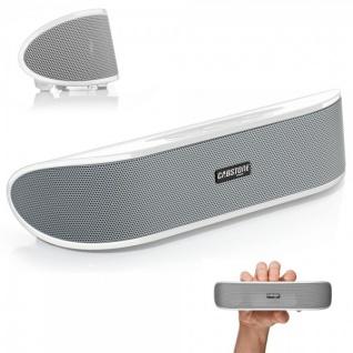 Original Cabstone Soundbar für Smartphone Tablet Laptop Notebook Musik Zubehör