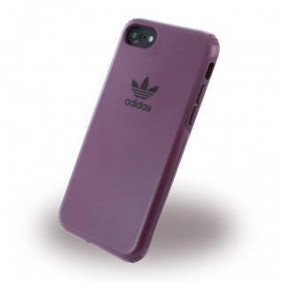 Adidas Originals Dual Layer Hard Case Cover für Apple iPhone 7 Schutzhülle Rot