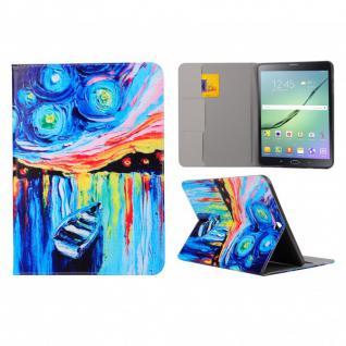 Schutzhülle Motiv 67 Tasche für Samsung Galaxy Tab S2 8.0 SM T710 T715N Hülle