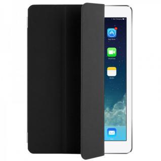 Smart Cover Schwarz für Apple iPad Air Hülle Case Tasche Schutz Etui Zubehör Neu