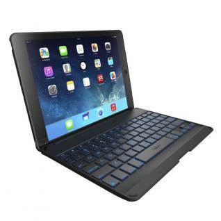 Zagg Folio Case Bluetooth Tastatur + Cover für Apple iPad Air 2 2in1 Kombination