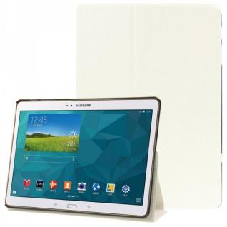 Smartcover Weiss für Samsung Galaxy Tab S 10.5 T800 Hülle Case Cover Zubehör