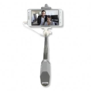 Universal Selfie Teleskop Stange Stick Selbstauslöser Fernbedienung Selfie-Stick