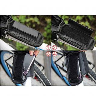 handytasche fahrrad halterung fahrradtasche tasche f r. Black Bedroom Furniture Sets. Home Design Ideas