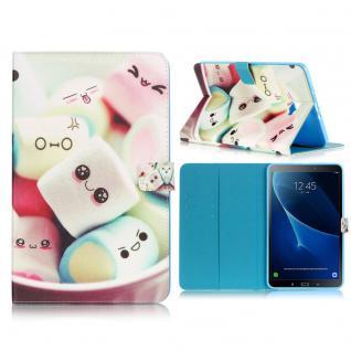 Schutzhülle Motiv 80 Tasche für Samsung Galaxy Tab A 10.1 T580 T585 Hülle Cover