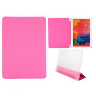 Smartcover Pink für Samsung Galaxy Tab Pro 10.1 SM-T520 T520 Hülle Case Cover