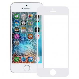 Displayglas Glas Weiß für Apple iPhone SE Zubehör + Werkzeug Opening Tool Neu