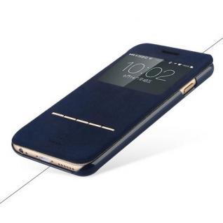 Original Baseus Window View Tasche Dunkelblau für Apple iPhone 6 Plus 5.5 Hülle