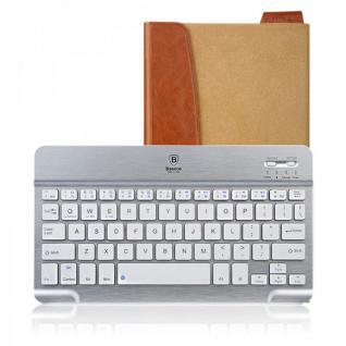 Original Baseus Tastatur Tasche für alle Tablet mit Bluetooth Zubehör Hülle Neu