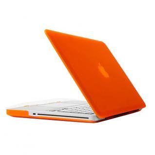 Schutzhülle Case Hülle Cover Schale Orange für Apple Macbook Pro 15.4 inch Neu