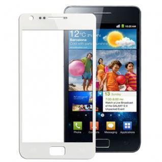Glas für Samsung Galaxy S2 i9100 Displayglas Weiss für Touchscreen LCD Neu