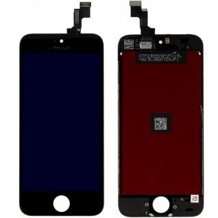 Display LCD Komplett Einheit Touch Panel für Apple iPhone SE Schwarz Ersatz Glas