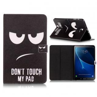 Schutzhülle Motiv 79 Tasche für Samsung Galaxy Tab A 10.1 T580 T585 Hülle Cover