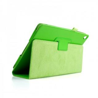 Backcover Tasche aufstellbar für Google Nexus 9 Etui Case Schale Hülle grün