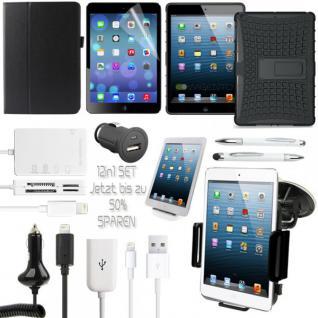 12in 1 SET für Apple iPad Air bis zu 50 % sparen ( 75 € ) Hülle Tasche Kabel USB